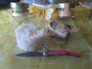 Recette Rouelle de porc fondante est sa sauce moutarde citronnée et délice de miel au citron