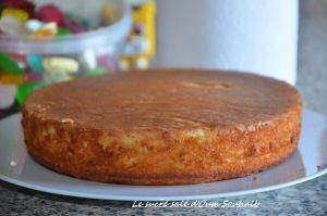 Recette Gâteau au yaourt économique ( sans yaourt)