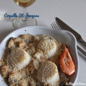 Recette Coquille St Jacques