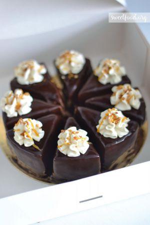 Recette Entremet chocolat