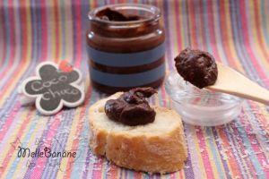 Recette Pâte à tartiner Coco-Chocolat