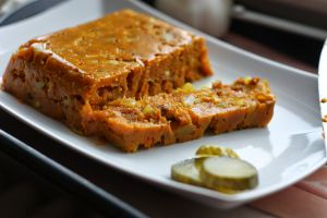 Recette Terrine de carotte [vegan]