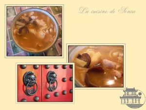 Recette Cuisine de Sonia