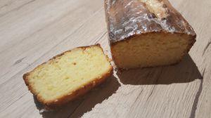 Recette Cake ultime au citron de Bernard
