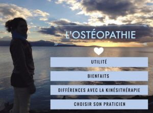 Recette L'ostéopathie : doigts de fée insoupçonnés