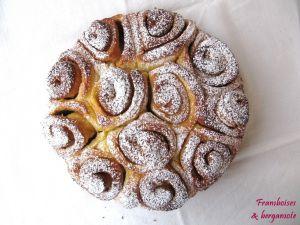Recette Torta delle Rose (ou Gâteau des roses)