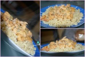 Recette Tour en cuisine (2 sem) : Emincé de poulet Tzigane