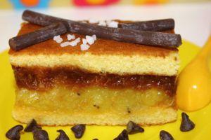 Recette Napolitain banane-chocolat