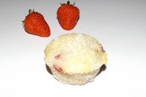 Recette Doffins à la fraise