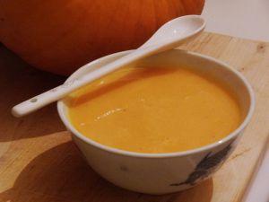 Recette Soupe de sorcière - recette de soupe de citrouille