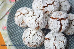 Recette Ghoriba aux cacahuètes et à la noix de coco