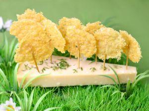 Recette Chips de parmesan