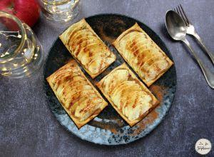 Recette Tartelettes aux pommes, un dessert délicieux pour les nuls! Recette végétale facile et rapide