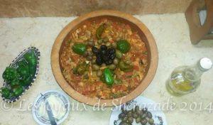 Recette Markhouss ou mahkouk , cuisine algérienne
