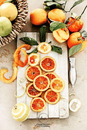 Recette Gâteau vegan à l'orange et à l'amande
