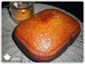 Recette Pain d'épice en machine à pain (sans oeuf)