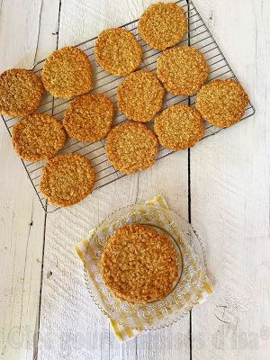 Recette Biscuits anzac