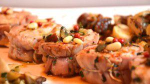 Recette Filet mignon de porc aux cèpes