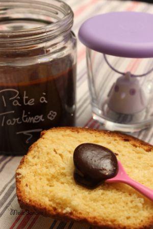 Recette Pâte à tartiner maison inspirée d'Anne Sophie Pic