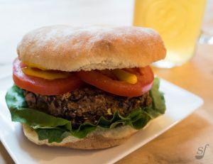 Recette Végé-burgers aux haricots noirs - Cuisine futée