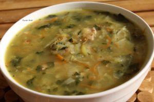 Recette Soupe paysanne à ma façon (Cookeo ou pas)