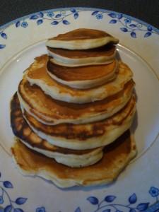 Recette Pancake au mascarpone