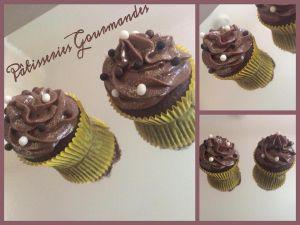Recette Cupcakes nutella