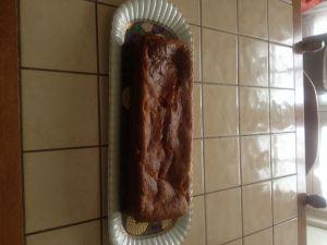 Recette Cake jambon et aux olives
