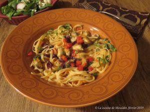 Recette Sauce aux moules, saveurs de la Méditerranée +