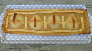 Recette Tarte pommes /poires