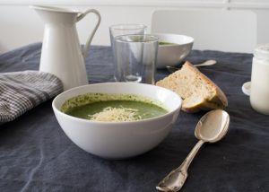 Recette Watercress Soup / Soupe de cresson