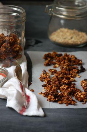 Recette Bouchées d'avoine aux dattes