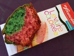 Recette Gâteaux en couleur