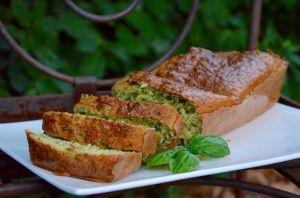 Recette Cake aux courgettes et basilic