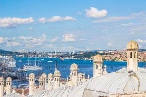 Recette Istanbul en trois jours {Jour 1}