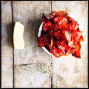 Recette Chips de tomates