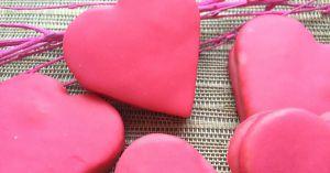 Recette Napolitains de Nath... pour la Saint Valentin!