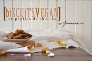 Recette Biscuits vegan sans gluten