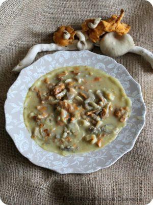 Recette Ragoût de champignons simplissime – #Vegan