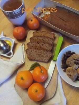 Recette Récap: saveur pain d'épices