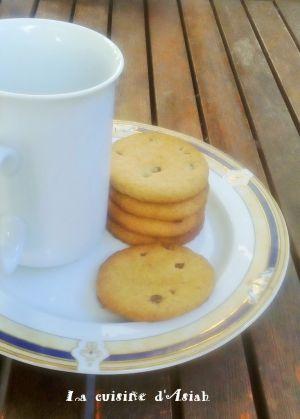 Recette Cookies à ma façon