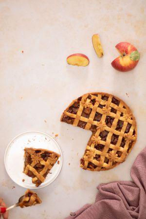 Recette Tarte pomme cannelle
