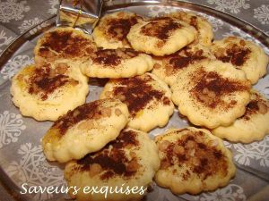 Recette Biscuits du Jul