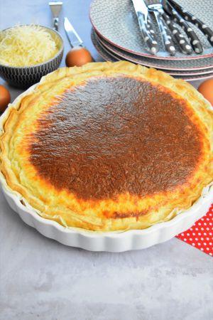 Recette Tarte au fromage