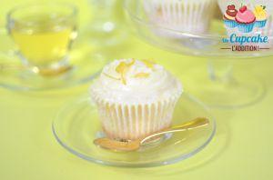 Recette Cupcakes Citron & Fleur de Sureau