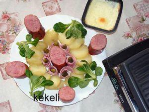 Recette Raclette franc comtoise