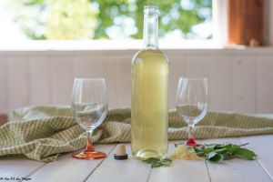 Recette Vin de sureau (fleurs de sureau)