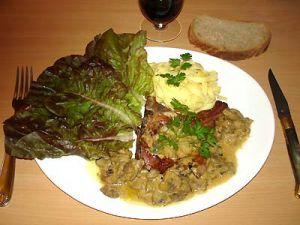 Recette Côte de Porc au Porto
