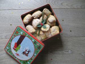 Recette Noël italien: biscuits à l'orange