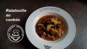 Recette Ratatouille (cookéo)